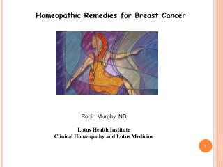 Homeopathic Remedies for Breast Cancer