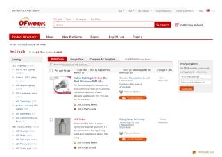 LED Bulbs Suppliers