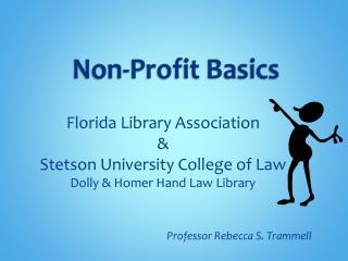 Non-Profit Basics