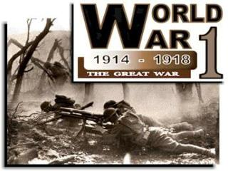 The First World War: