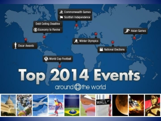 Top 2014 Events - Around The World