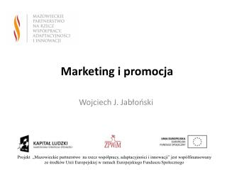 Marketing i promocja