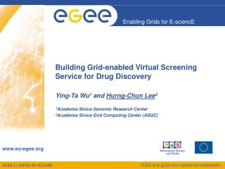 Building Grid-enabled Virtual Screening Service for Drug Discovery