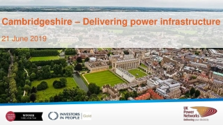 peterborough how partnership drives performance