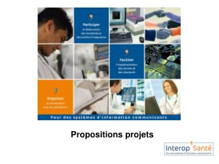 Propositions projets
