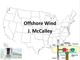 Offshore Wind J. McCalley