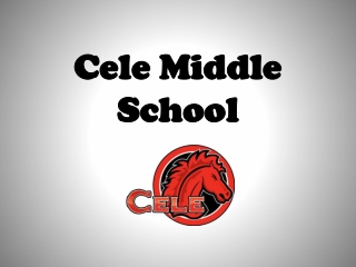 Cele Middle School