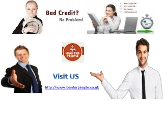 Get Bad Credit Loans in UK