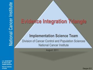 Evidence Integration Triangle