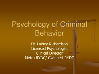 introduction to criminal behavior This book is called introduction to criminology: theories, methods, and criminal behavior by frank e hagan this book by blockgators.