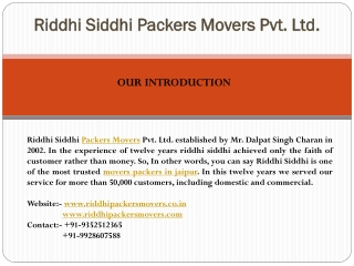 Packers and movers in jaipur | movers packers in jaipur