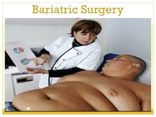 Bariatric Surgery Bangalore