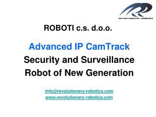 ROBOTI c.s. d.o.o.