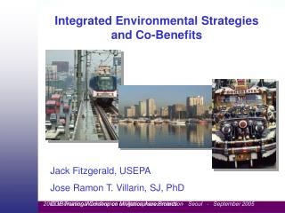 Integrated Environmental Strategies and Co-Benefits