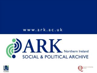 IN SEARCH OF THE MIDDLE GROUND: INTEGRATED EDUCATION AND NORTHERN IRELAND POLITICS