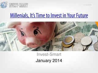 Millenials Need to Start Saving - Badly