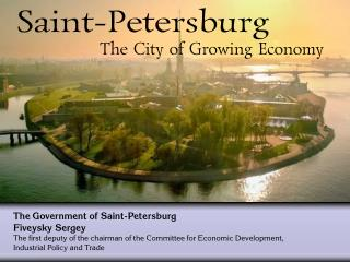 The City of Growing Economy