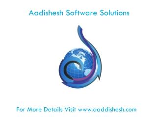 Aadishesh Software Development Solutions