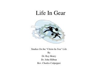 Life In Gear
