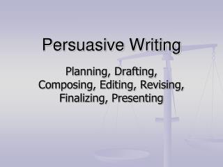 "writing persuasive messages Chapter 9 is titled ""writing persuasive messages"" the chapter discusses two categories of persuasive messages, persuasive business messages that try to convince an audience to take an action, and marketing and sales messages."