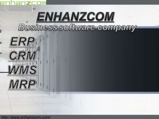 Enhanzcom - Business Software company