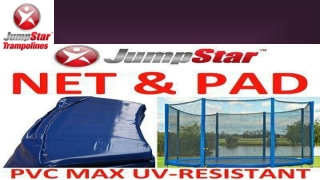 Trampoline is great equipment used for conducting various re