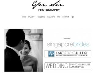 Experienced wedding photographer Singapore