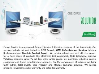 Calibration Services in Australia