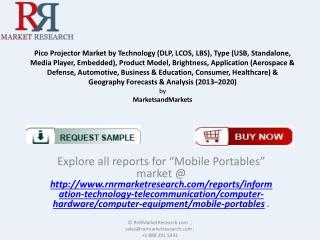 2020 Pico Projector Market Report