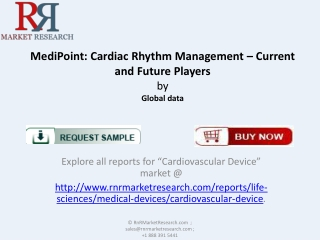 Present And Future Player : Cardiac Rhythm Management for Me