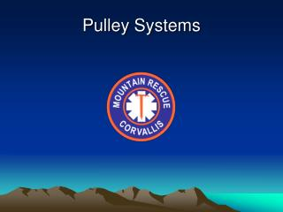 Pulley Systems