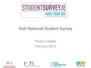 Irish National Student Survey