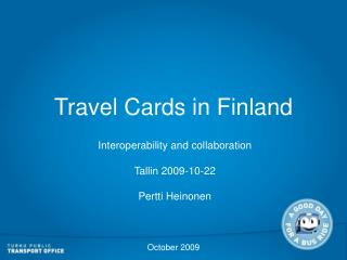 Travel Cards in Finland
