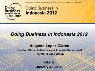 Doing Business in the United Arab Emirates 2012