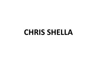 Chris Shella