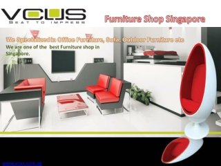 Furniture Stores in Singapore