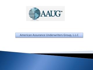 Aaug Insurance Company Ltd
