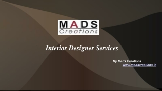 Office, House and Residential Interior Decorators