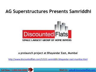 Samriddhi, Bhayandar East, a residential project by AG Super