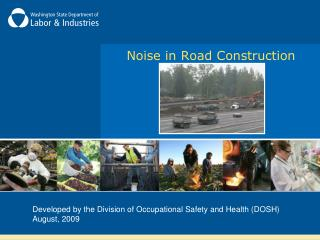 Noise in Road Construction