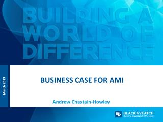 Business Case for AMI