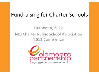 Fundraising for Charter Schools