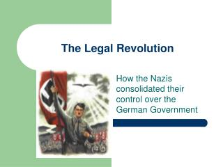 The Legal Revolution