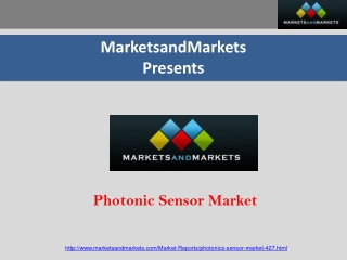 Photonic Sensor Market worth $8.17 Billion Up to 2016