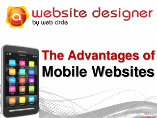 The Advantages of Mobile Websites