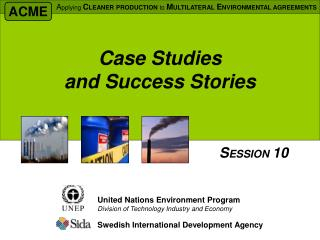 Case Studies  and Success Stories
