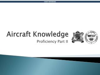 Aircraft Knowledge