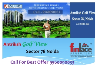 Antriksh Golf View