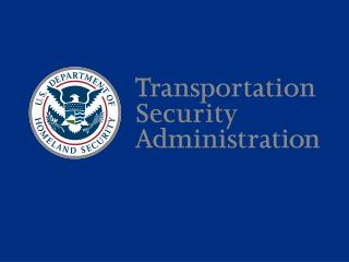 Jerry G. Henderson, Federal Security Director Office of Security Operations Security Screening No Fly / Slectee List Off