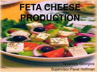 FETA CHEESE PRODUCTION